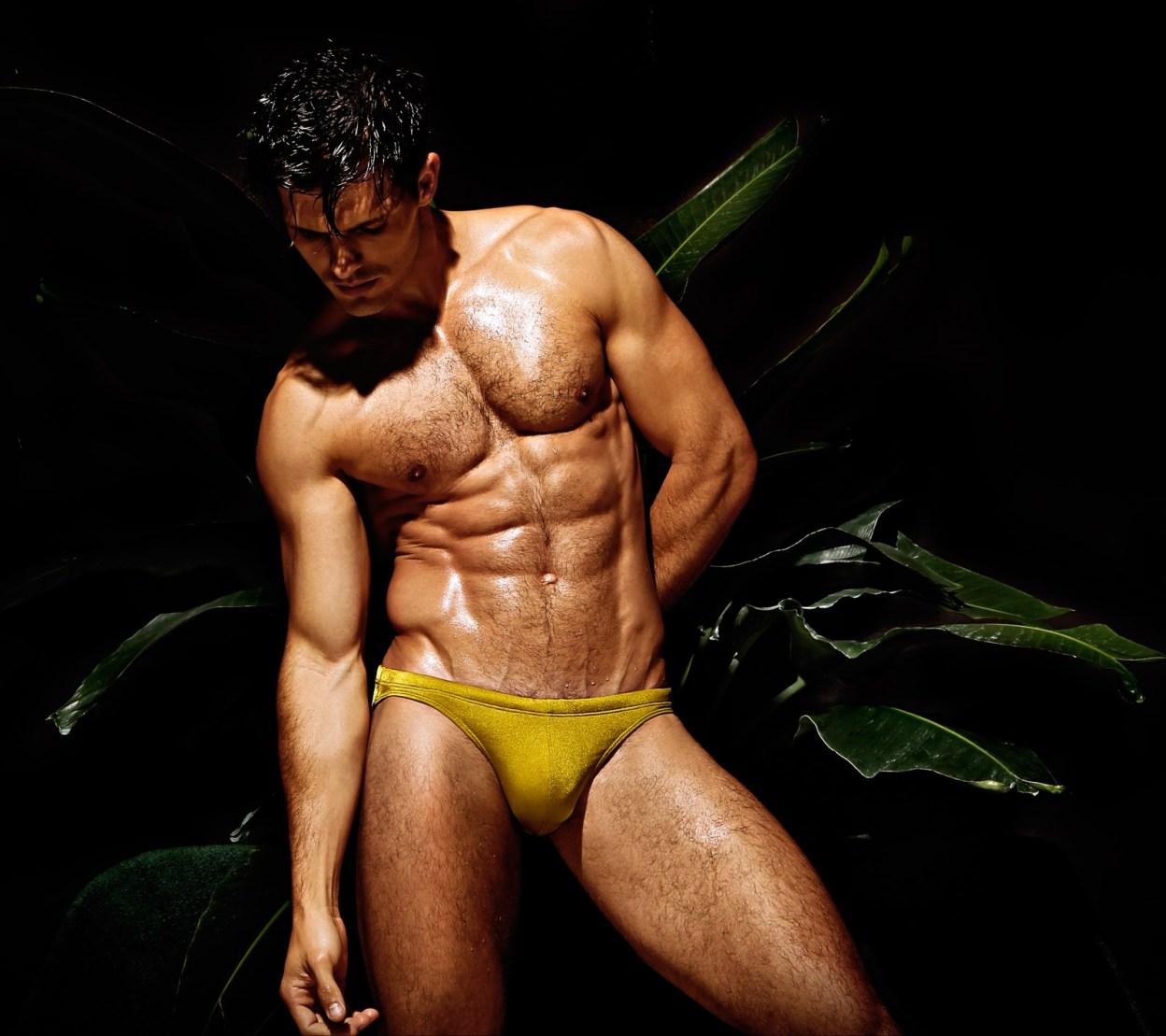 charlie by matthew zink resort speedo male model