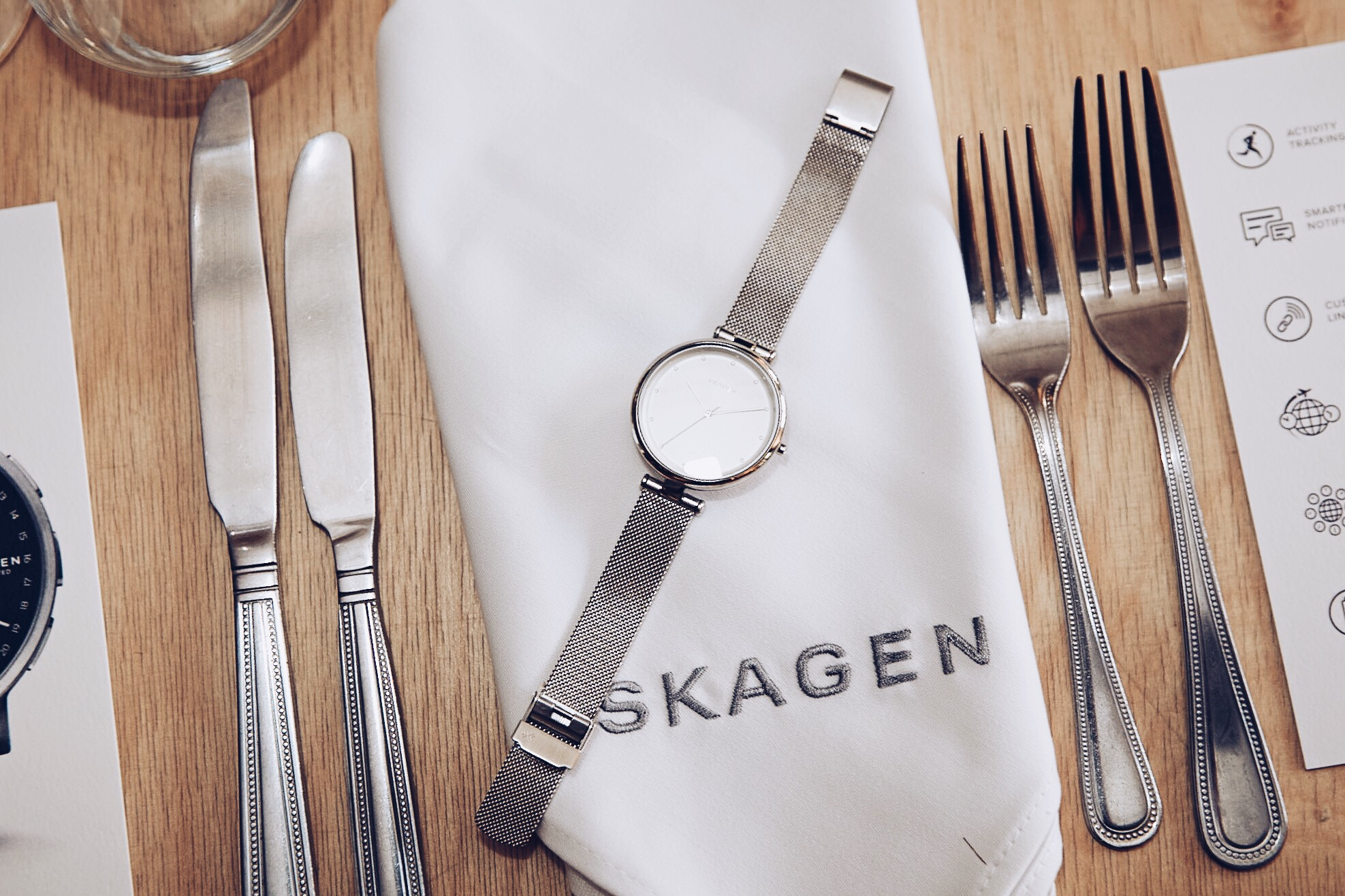 Skagen Watches New Launch Dinner London