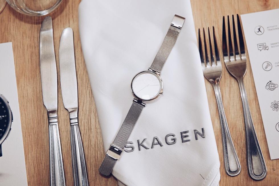 Skagen Watches New Launch Dinner London