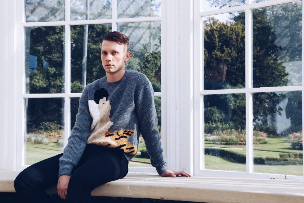3.1 Phillip Lim Menswear knit