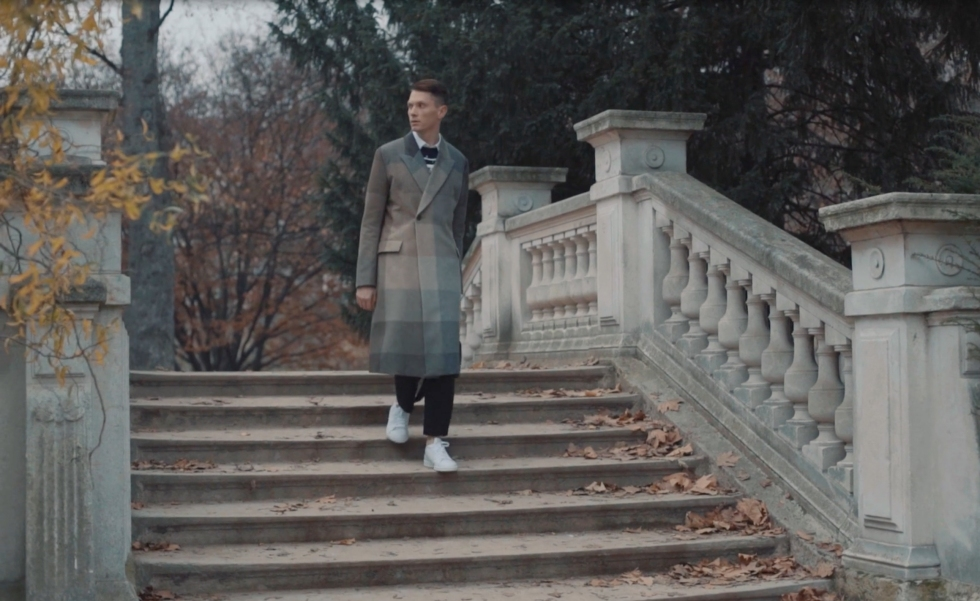 Luke Ross The Fashion Samaritan Paris Le Royal Monceau